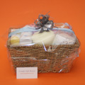 Wrapped new baby boy gifts online, UK delivery, baby gift baskets online