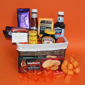 Emigrating gifts, moving abroad presents, emergrating gift baskets, moving abroad housewarming presents