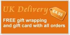 Emigrating gifts UK, gift wrapped new home presents, moving abroad gift ideas