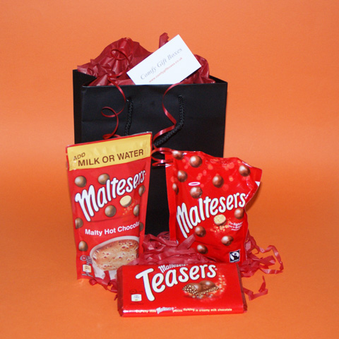 Small thank you gift ideas with Maltesers chocolate, small Maltesers gifts UK delivery
