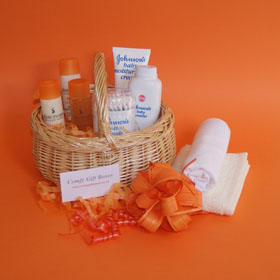 Pamper gifts for new Mums, new baby new Mum presents, new mum pamper presents, new baby gift baskets, new mum gifts