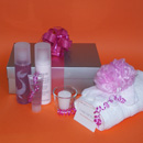 Soothing body pampering presents, luxury gifts for women, body spa gifts delivered
